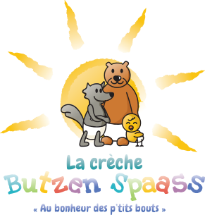 Logo Crèche Butzen Spaass